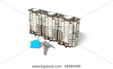 conceptual image house