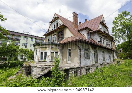 Villa Called Maryska In Zakopane