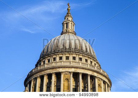 St. Pauls Cathedral In London