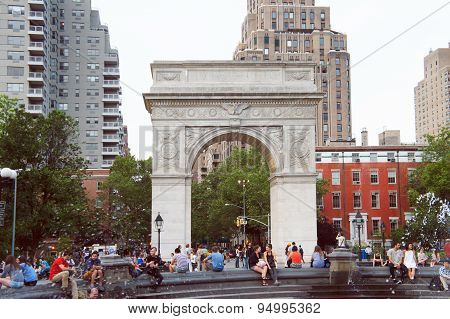 Washington Square Park