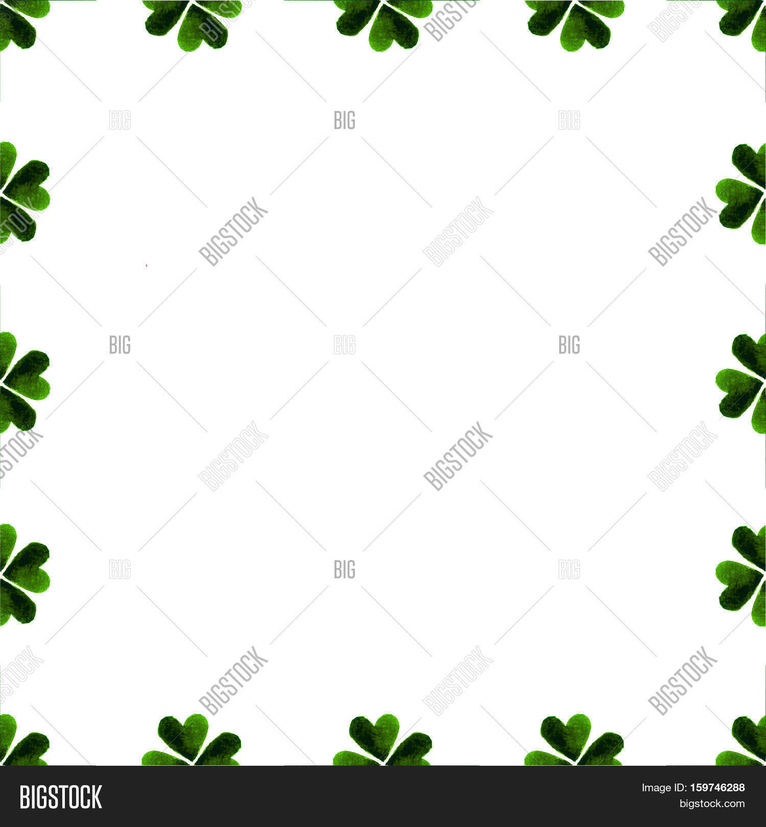 Fine 1 Inch Circle Template Thin 1 Round Label Template Regular 1.5 Inch Hexagon Template 10 Off Coupon Template Young 12 Team Schedule Template Dark15 Year Old Resume Template Illustration For Luck Spring Design With Shamrock. Green Clover ..