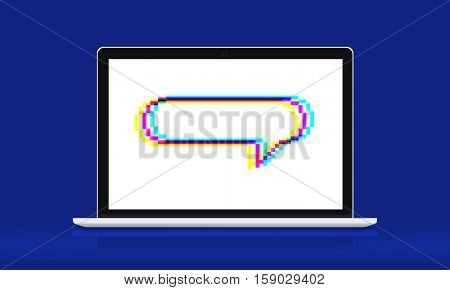 Technology Gadget Application Icons Signs Concept