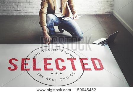 Selected Decision Result Selection Yes Status Concept