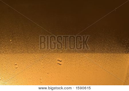 Background Orange Drops