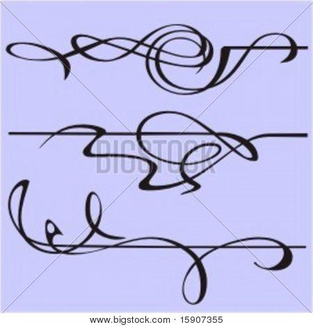 Exquisite Design Elements 11 (Vector)