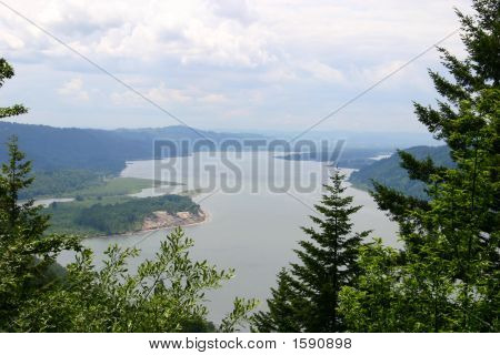 Columbia Gorge Viewpoint
