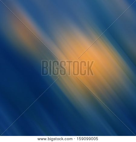diagonal blurred color lines abstract background yellow and blue