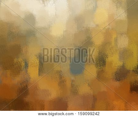 blurred abstract background of colored spots orange
