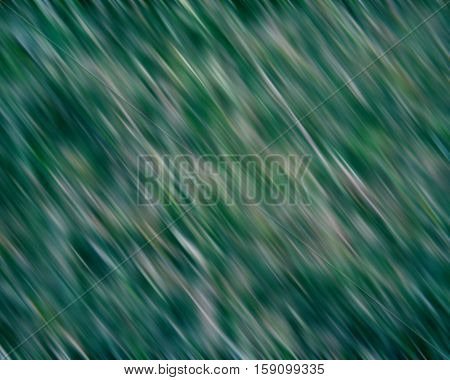 diagonal blurred color lines abstract background green