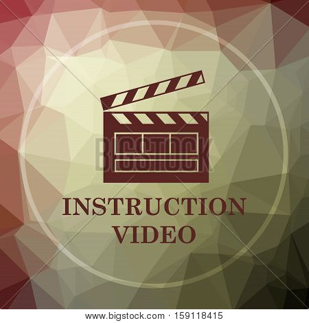 Instruction Video Icon