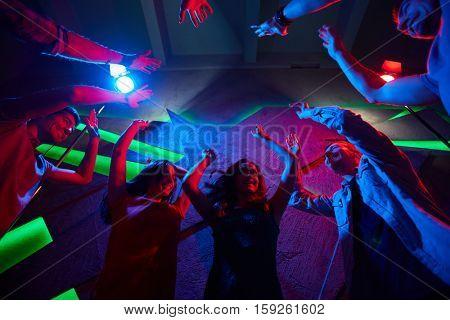 Disco entertainment