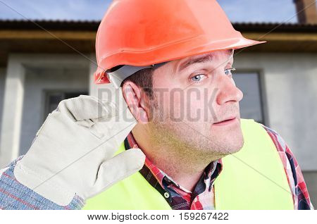 Curious Engineer Or Builder Listening The News