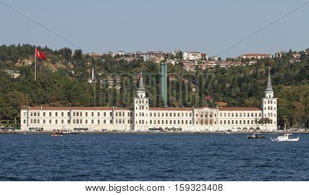 Kuleli Military High School In Istanbul