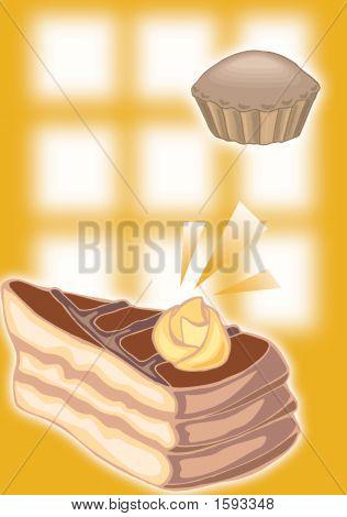Cheesecake Slice 1
