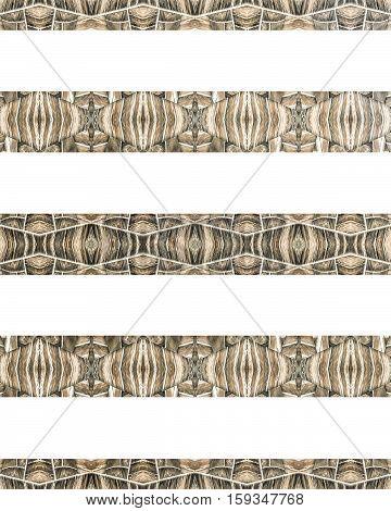 Tribal Stripes Background Pattern
