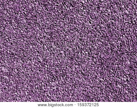 Purple Color Rubber Sport Coverinf Texture.