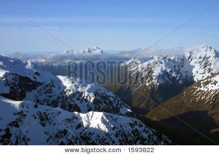 Avalanche Peak - New Zealand