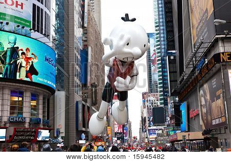 Thanksgiving Day Parade de Macy's 25 de noviembre de 2010