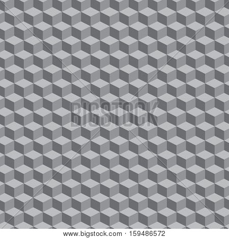 Monochrome abstract background cell abstract vector background black and white