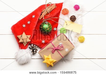 Colorful Christmas Or New Year Decoration