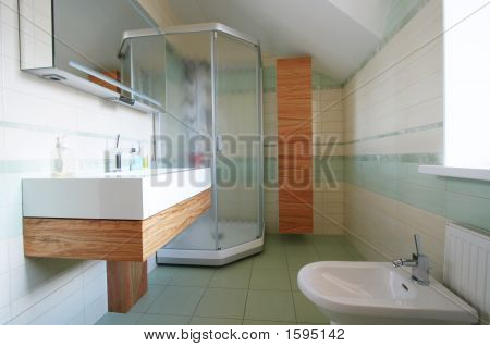 Washstand And Bidet