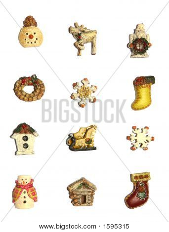 Chrismas Icons