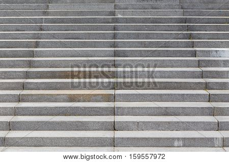 Stairs Of A Modern Building