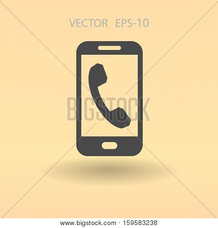 call out icon. vector illustration