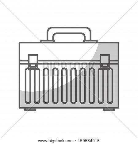 toolbox drawn icon image vector illustration design