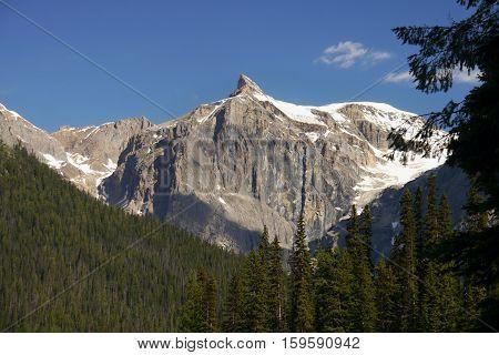 Canadian Rockies. Banff National Park. Alberta, Canada