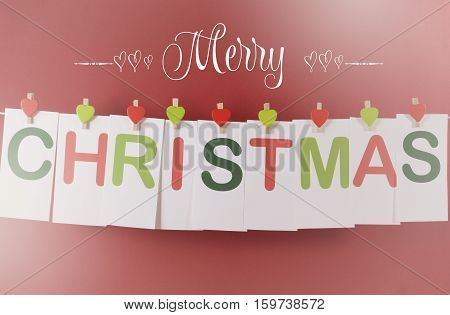 Merry Christmas Greeting Message