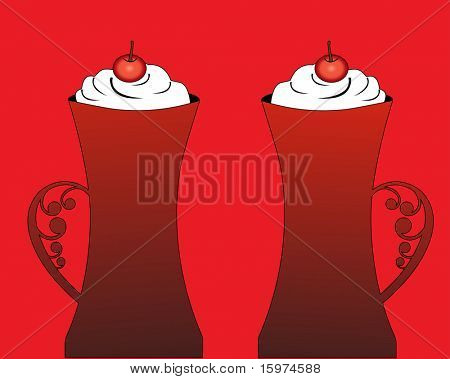 special drinks vector