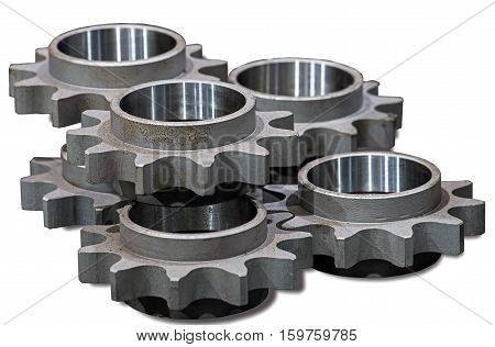 manufacture of precision parts and equipment .