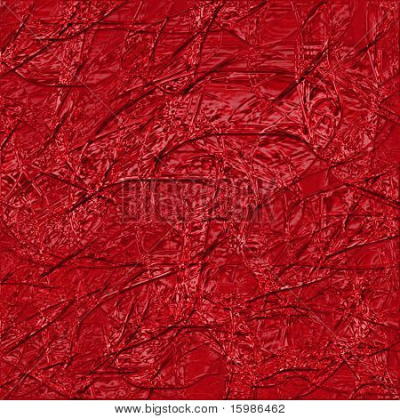 Sensuous red abstract background