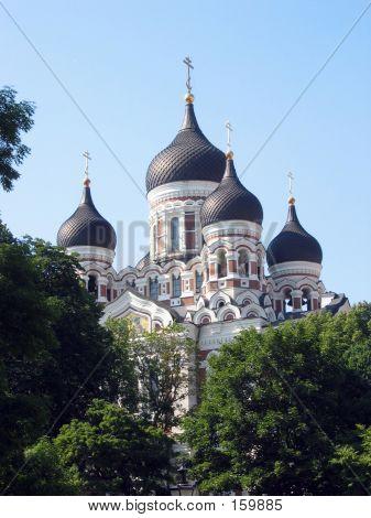 Alxander Nevsky Cathedral