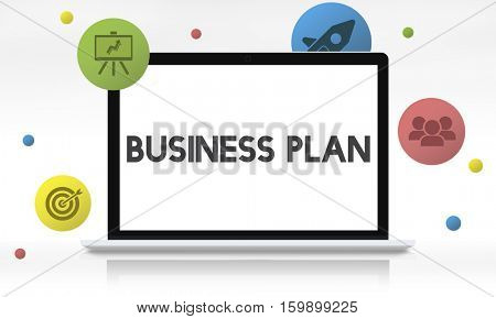 Small Business Planning Strategy Concept
