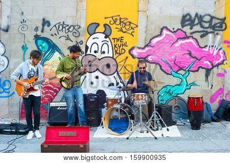 Street Music Band