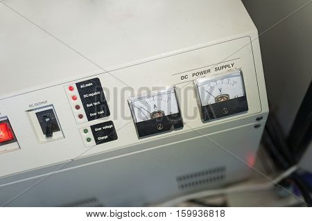 Uninterruptible power supply you can trust on it if there is