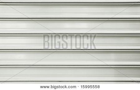 Metal Garage Wall