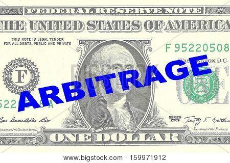 Arbitrage - Financial Concept