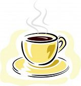 pic of coffee-cup  - Coffee - JPG