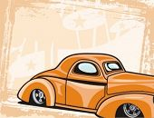 image of street-rod  - Hot Rod Background Series - JPG
