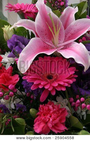 My wifes Birthday Flowers