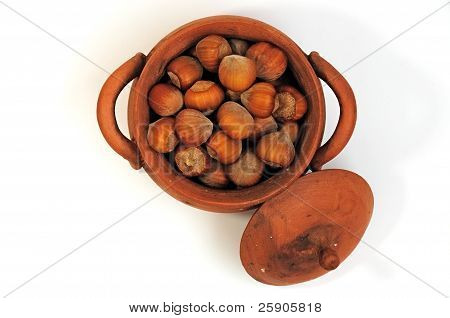 Pot Full Of Nuts