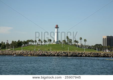 Long Beach California Light House