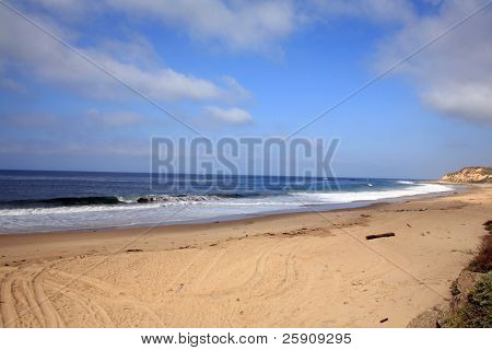 "Crystal Cove beach in Southern California, between ""newport beach"" and ""laguna beach"""