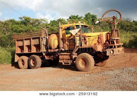 heavy equipment machinery