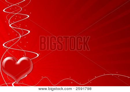 Passion Heart For Valentine'S Day