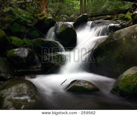 Smoky Mountain Waterfalls