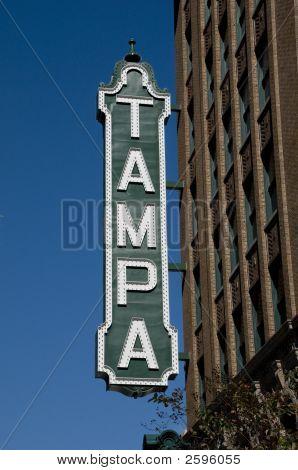 Tampa Sign